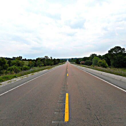 perspective, road, freeway, Nikon COOLPIX S3700