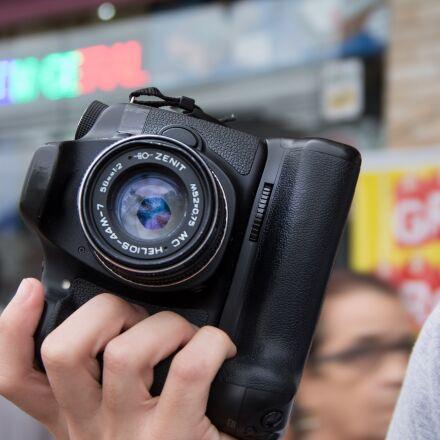 camera, canon, nikon, Canon EOS 1100D