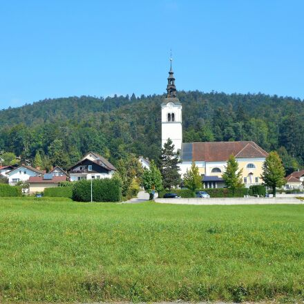 lublijana, slovenia, landscape, Nikon COOLPIX S3600
