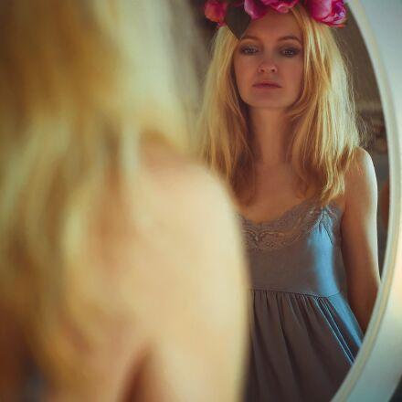 woman, girl, lovely, Fujifilm X-E1