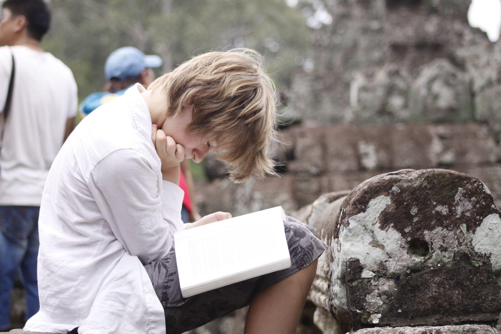 """Canon EOS 50D sample photo. """"Boy, reading, book"""" photography"""
