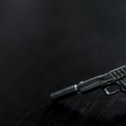 gun, black, wood, RICOH PENTAX K-3