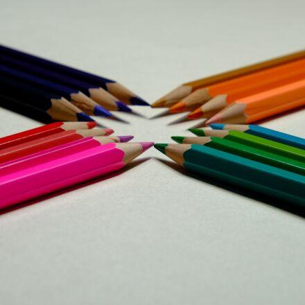 pencil, color of lead, Fujifilm X-E2S