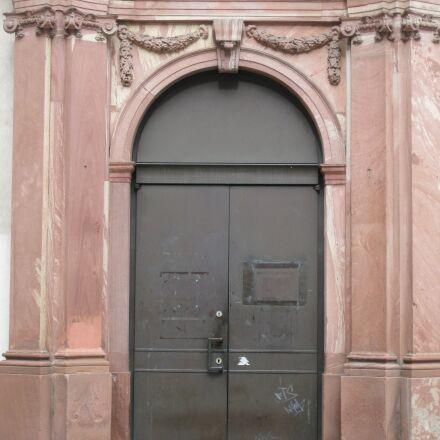 architecture, door, input, Canon DIGITAL IXUS 85 IS