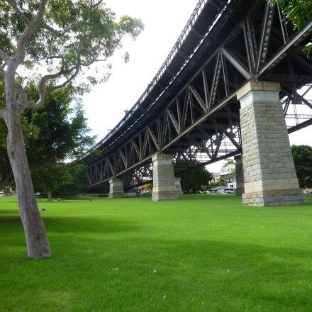 australia, bridge, sydney, Panasonic DMC-FX60