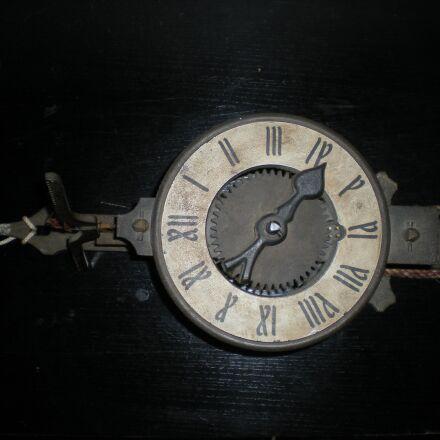 watch, ancient, romano, Nikon COOLPIX S210