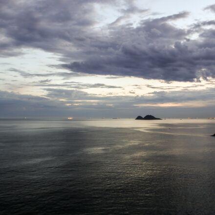sea, beach, landscape, Canon EOS 6D