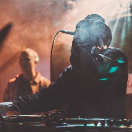 blurry, concert, dj, Fujifilm X-E1