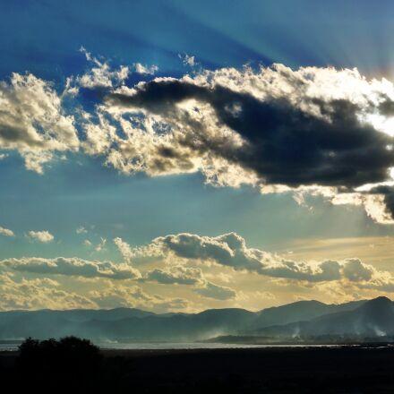 clouds, sky, sky clouds, Sony NEX-6
