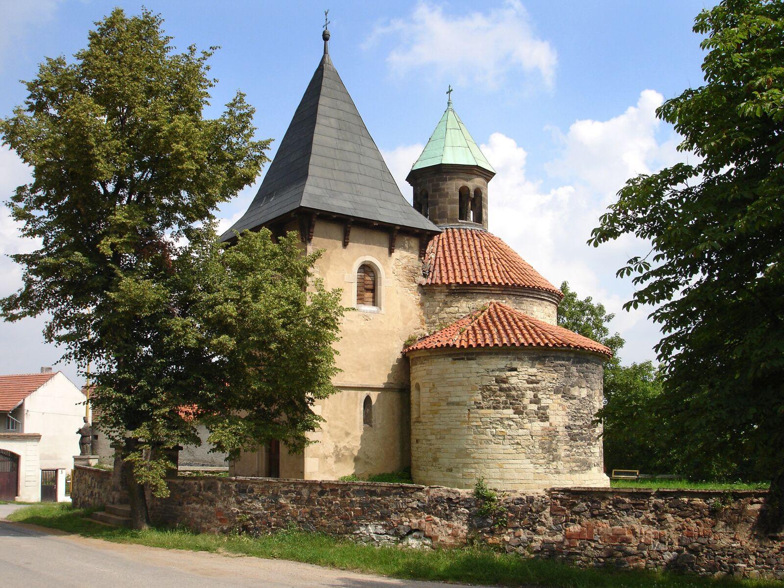 rotunda, dove, church
