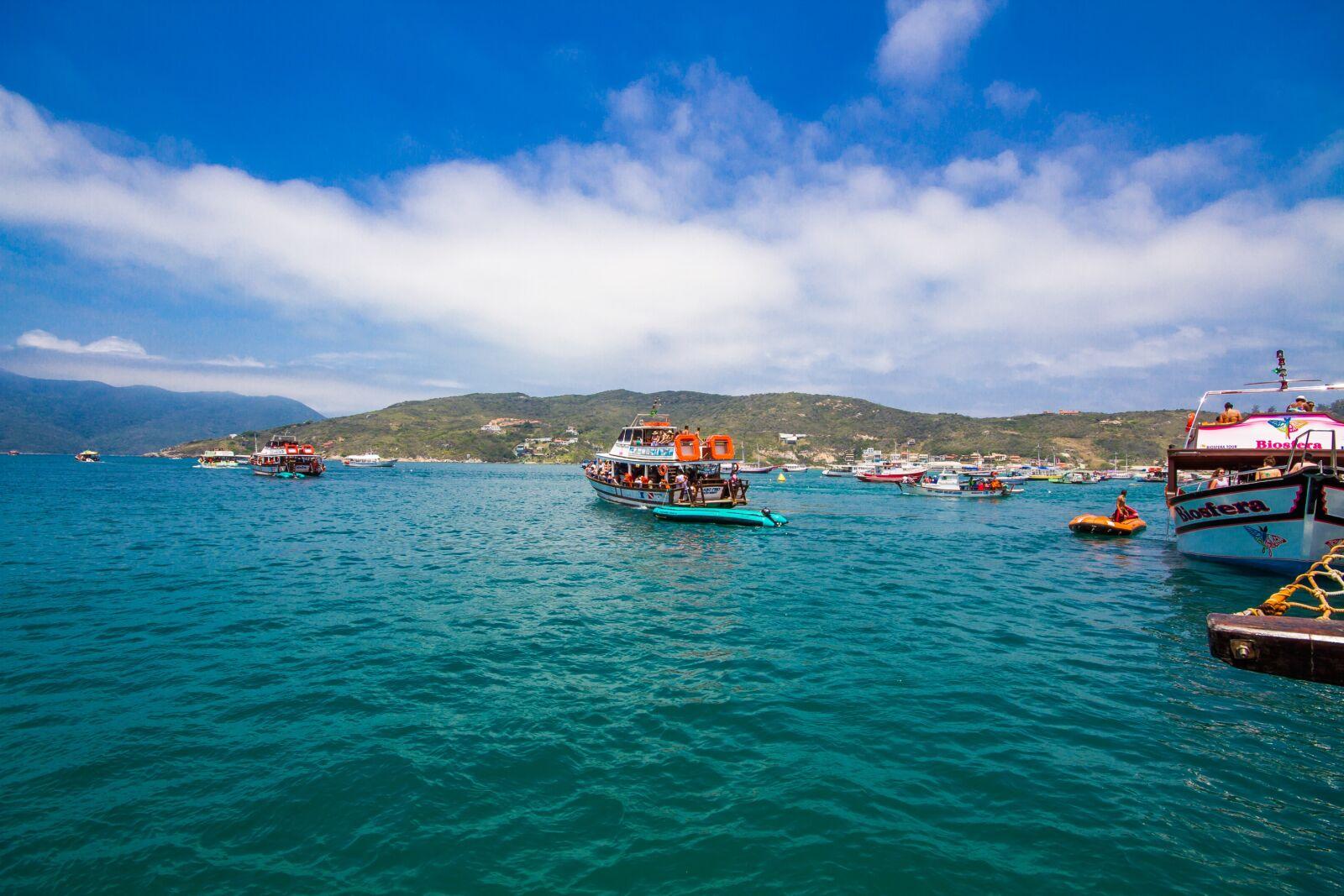 """Canon EOS 7D sample photo. """"Cabofrio, mar, brasil"""" photography"""