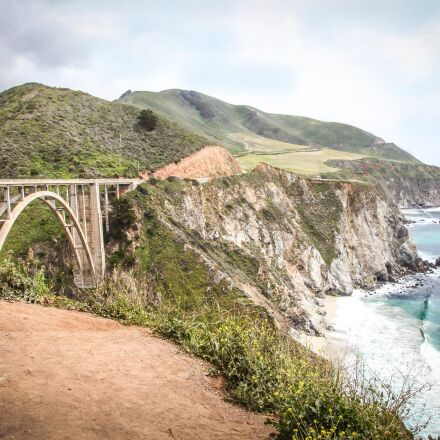 bridge, coastline, travel, Canon EOS 5D MARK II