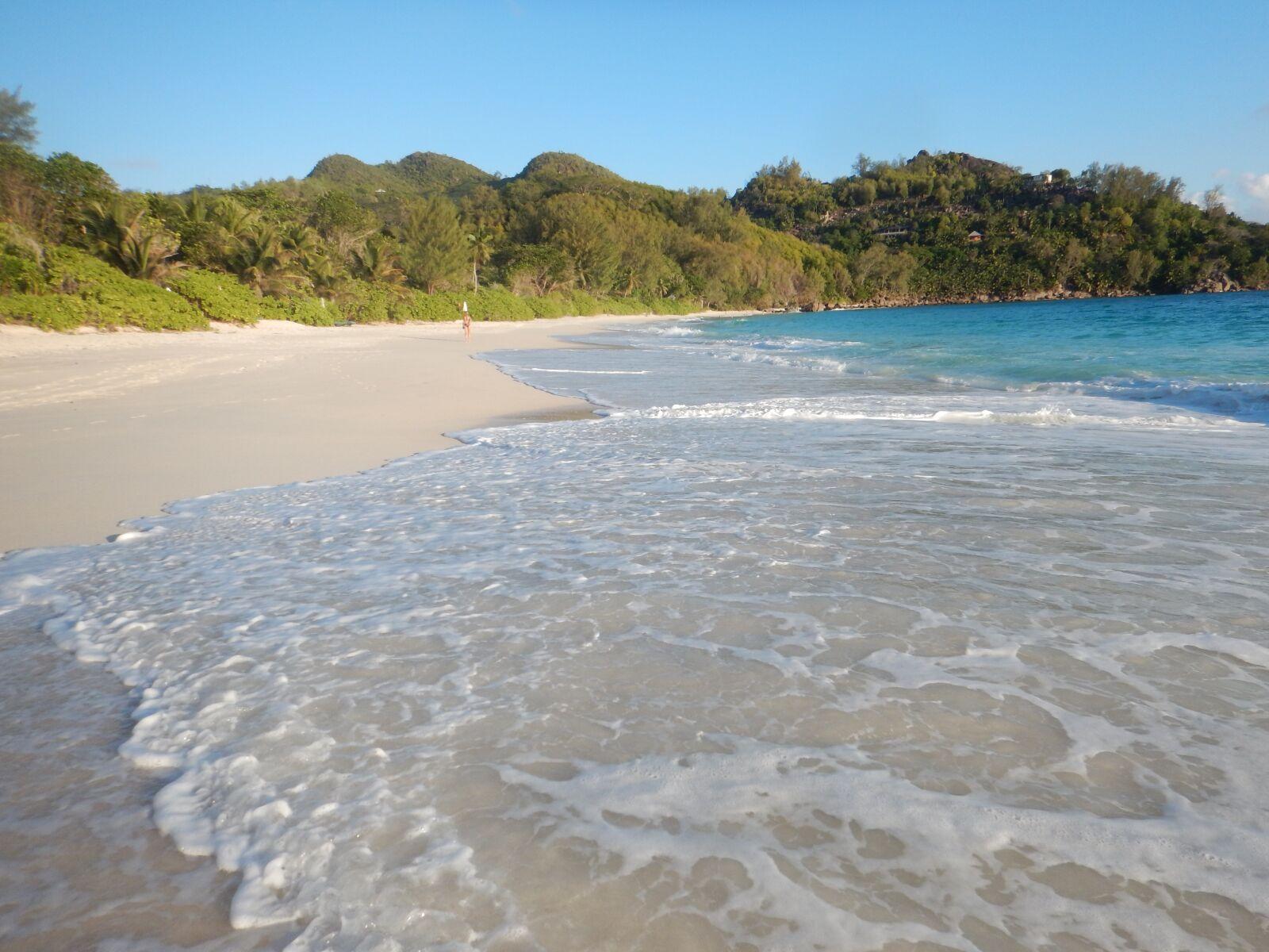 "Nikon Coolpix AW120 sample photo. ""Beach, seychelles, sommer"" photography"