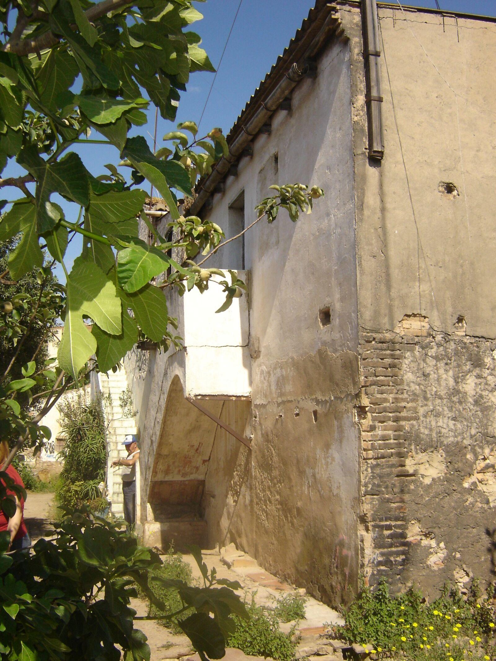 farmhouse, casa vieja, stone