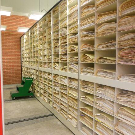archive, warehouse, room, storage, Nikon COOLPIX S4000