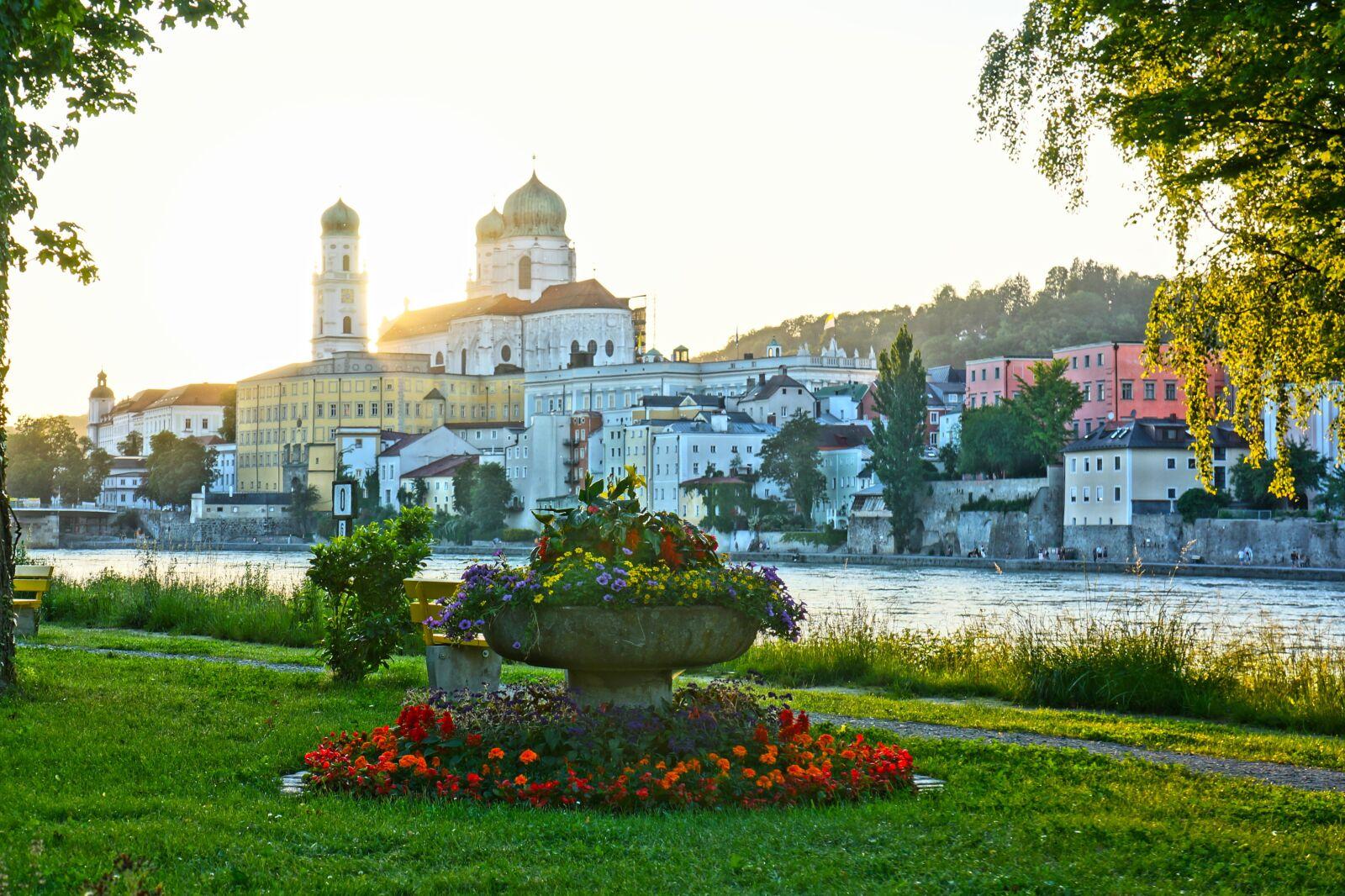 "Sony Alpha NEX-7 sample photo. ""Passau, dom, bavaria"" photography"
