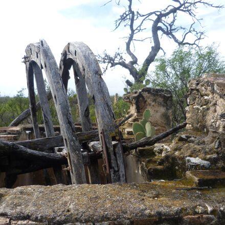 estate, ruins, mexico, Panasonic DMC-FH1