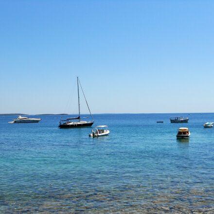 ships, sea, vacations, Nikon COOLPIX S2600