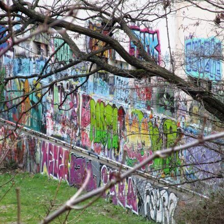 graffiti, Canon POWERSHOT ELPH 170 IS