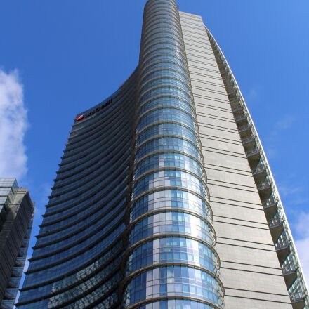 skyscraper, milan, skyscrapers, Canon EOS 1300D