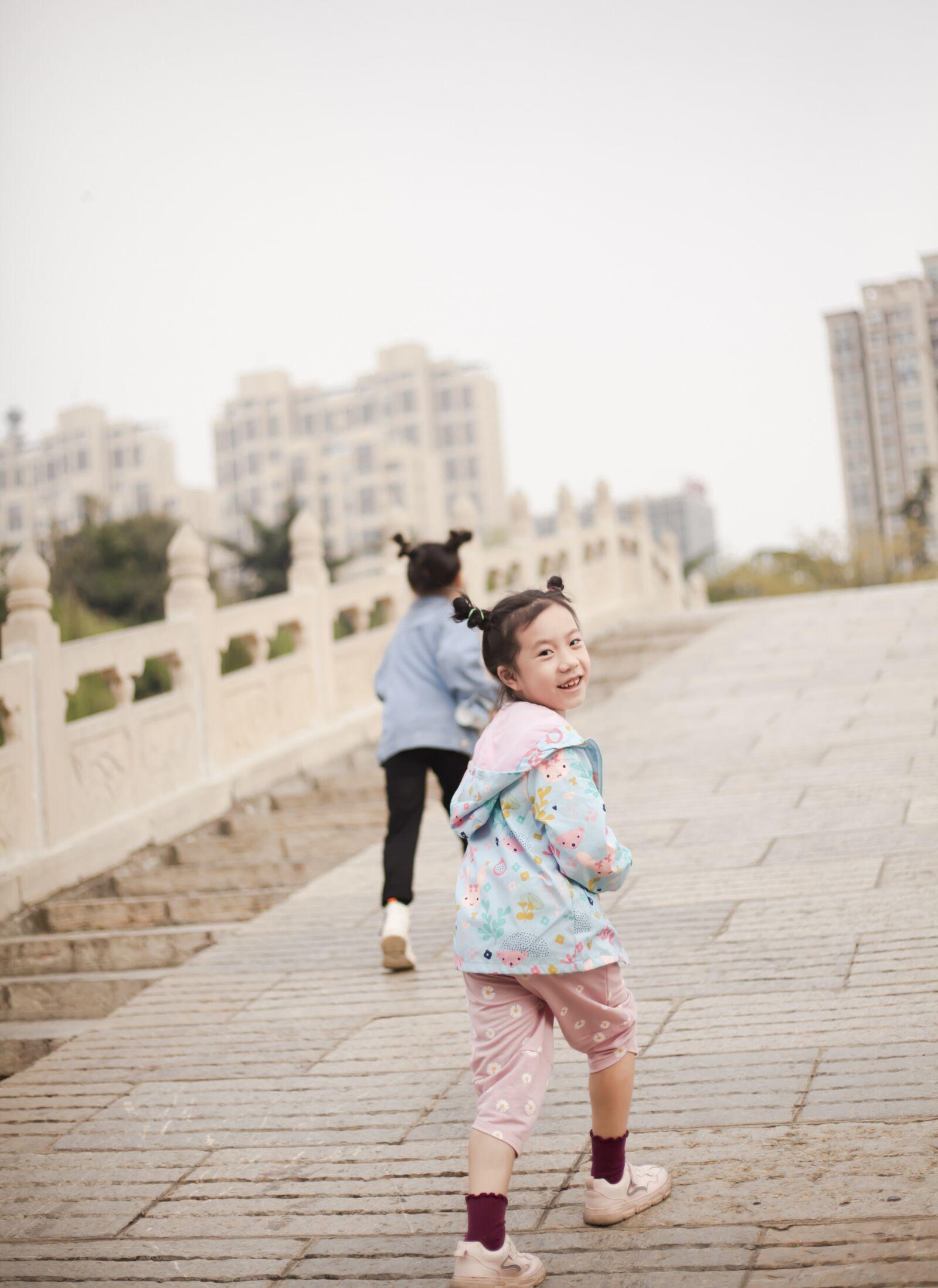 "Canon EOS 5D Mark II sample photo. ""Shunfeng works, tengzhou, jinghe"" photography"