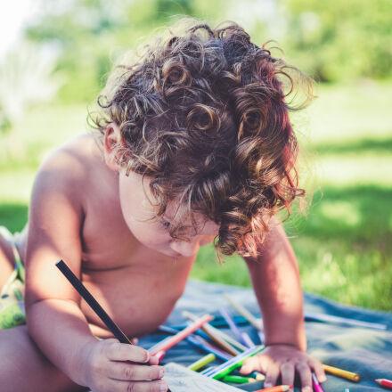 blur, book, child, color, Nikon D3200