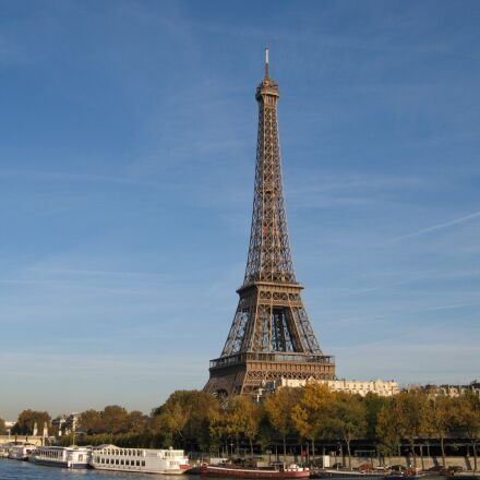 eiffel tower, heritage, monument, Canon POWERSHOT A710 IS