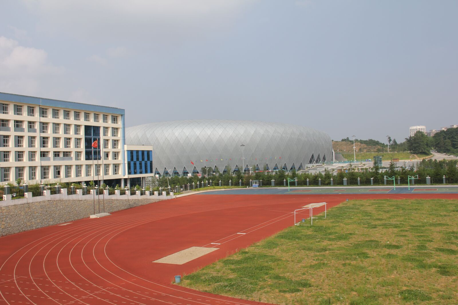 """Canon EOS 60D sample photo. """"Guiyang, vocational technology, college"""" photography"""