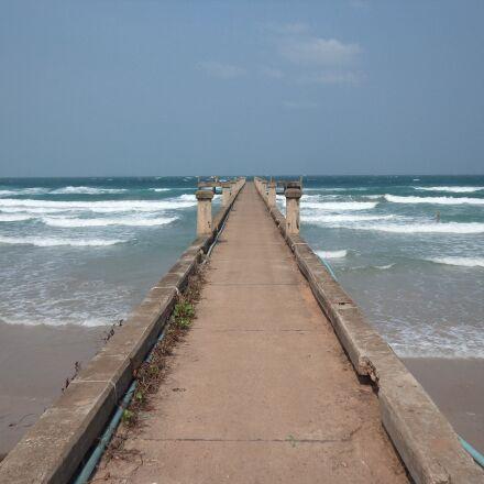 beach, sea, thailand, Sony DSC-W520