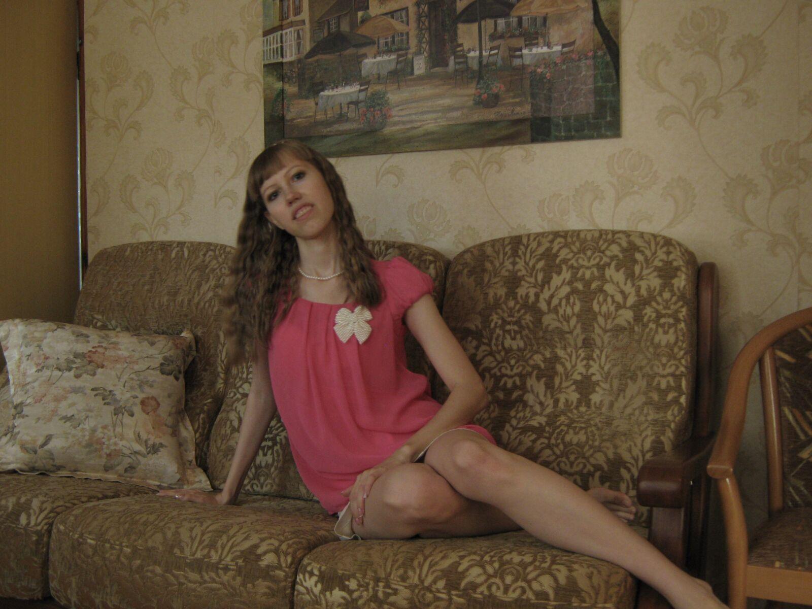 "Canon PowerShot A470 sample photo. ""Girl, pose, model"" photography"