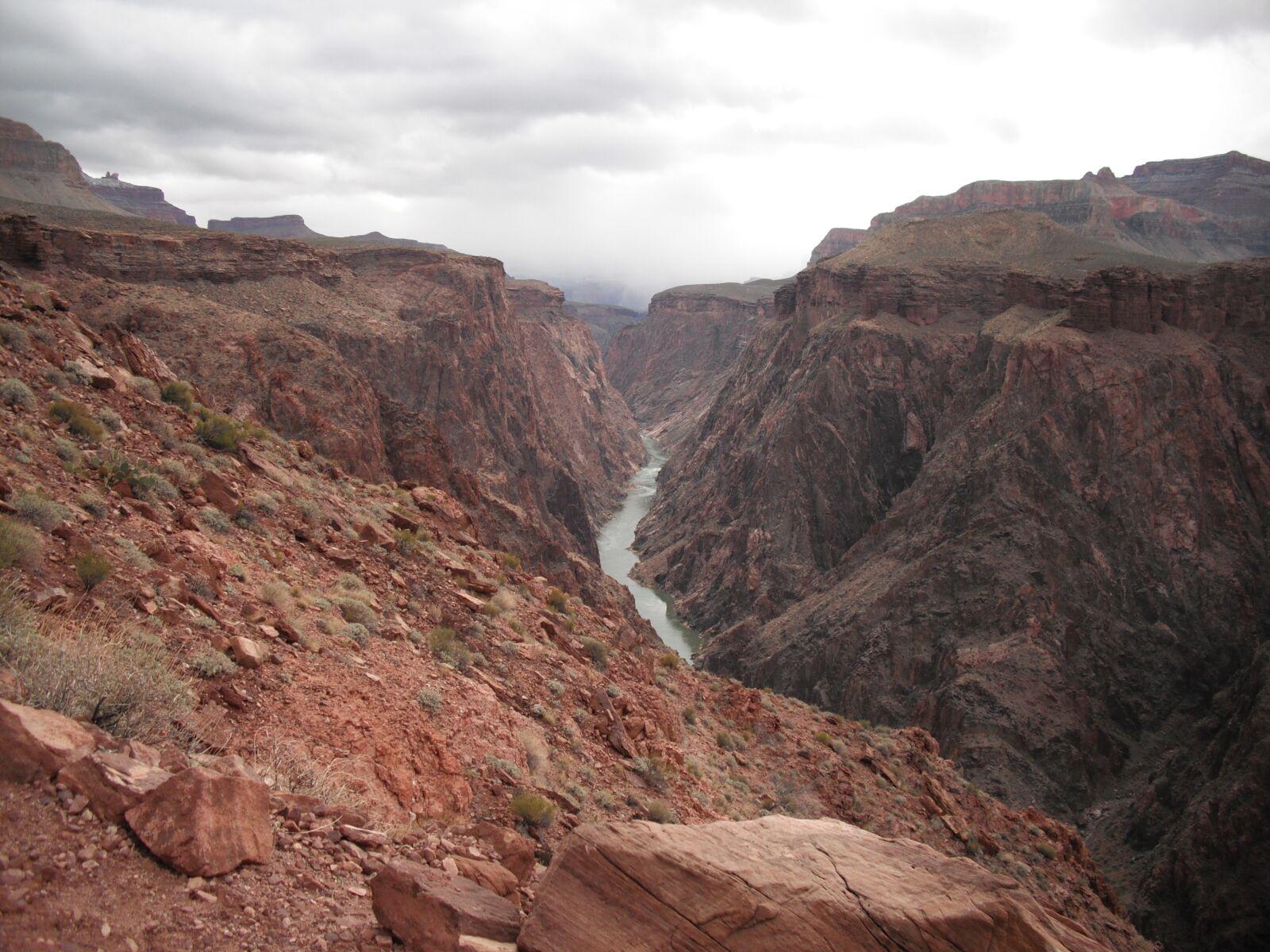 "Fujifilm FinePix J25 sample photo. ""Arizona, river, southwest"" photography"