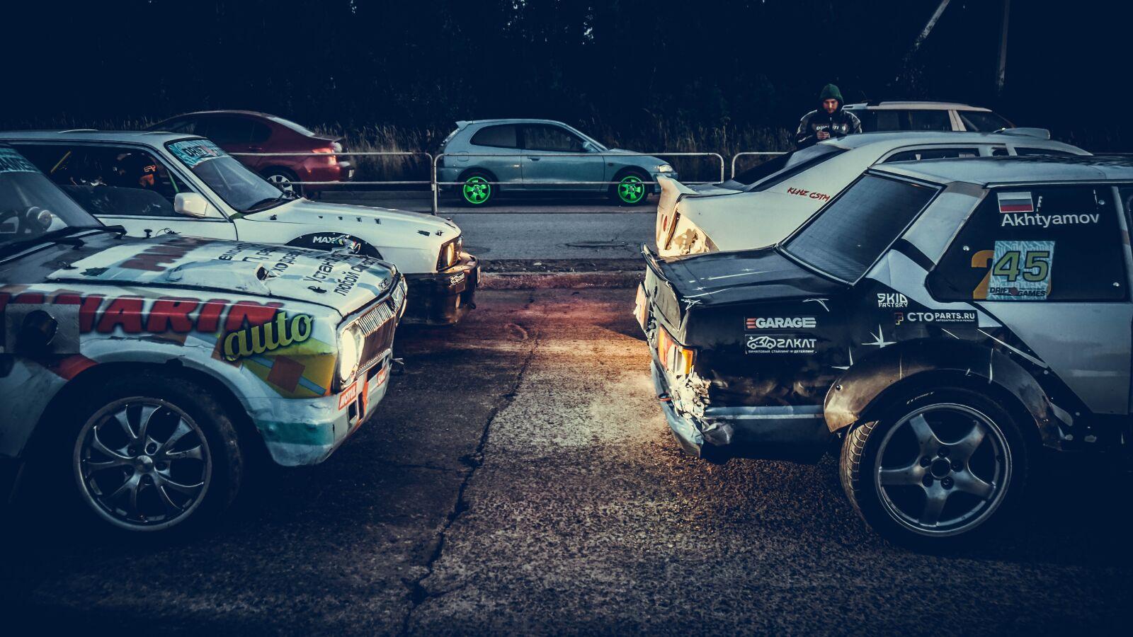"Sony a6000 sample photo. ""Racing, street, russia"" photography"