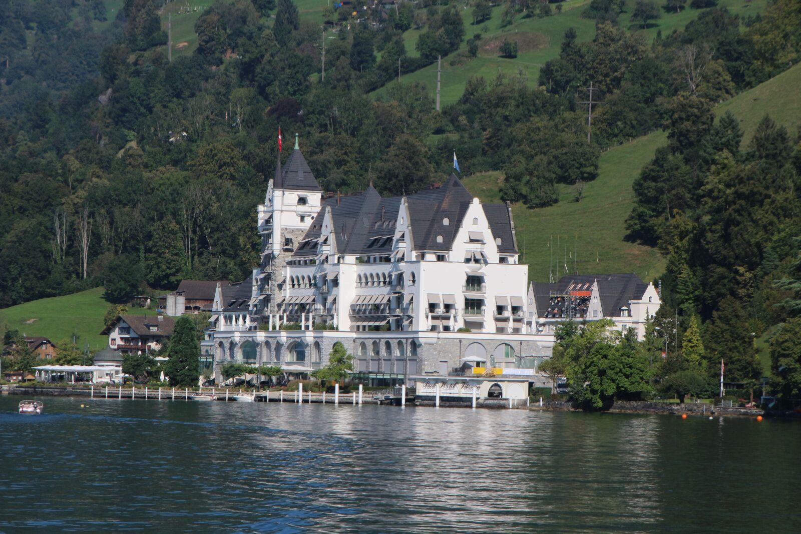 "Canon EOS 100D (EOS Rebel SL1 / EOS Kiss X7) sample photo. ""Switzerland, alpine, mountains"" photography"