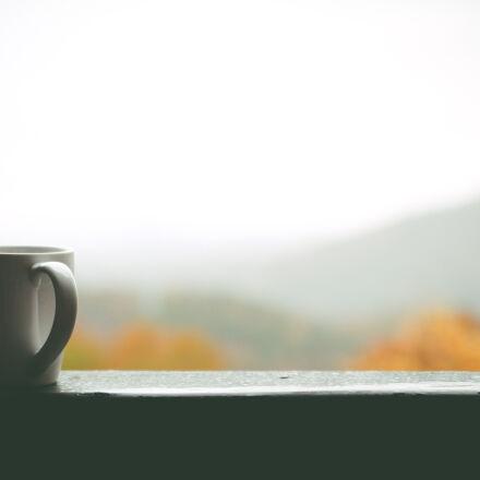 white, mug, on, window, Canon EOS 5D MARK II