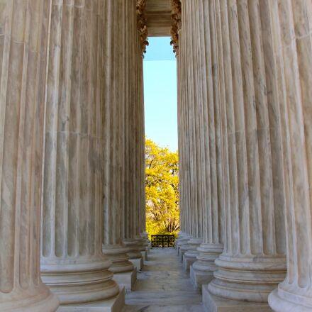 courthouse, granite, marble, pillar, Canon EOS REBEL T4I