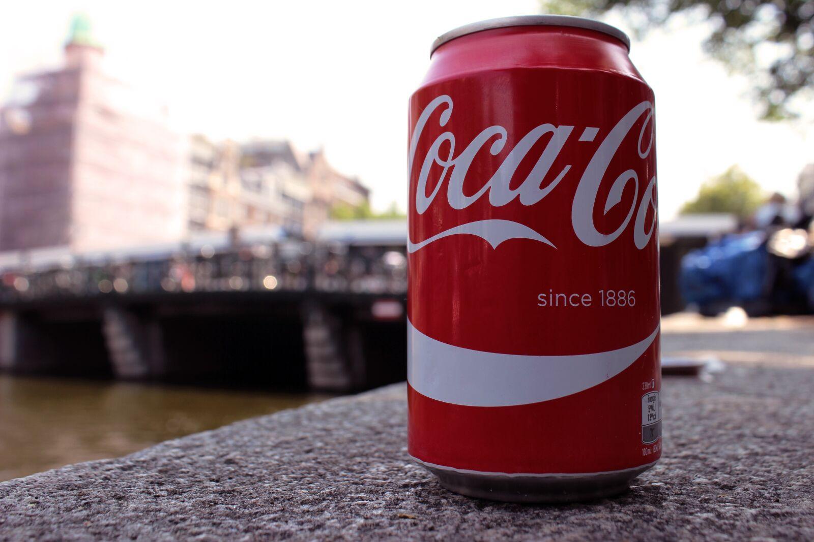 "Canon EOS 600D (Rebel EOS T3i / EOS Kiss X5) sample photo. ""Cola, cola dose, water"" photography"