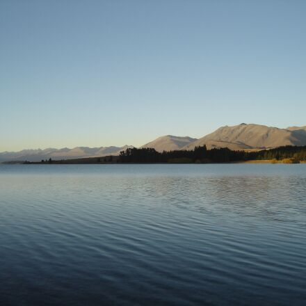 lake, scenic, tranquil, Sony DSC-P73