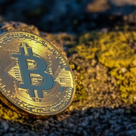 bitcoin, currency, finance, Fujifilm X-E1