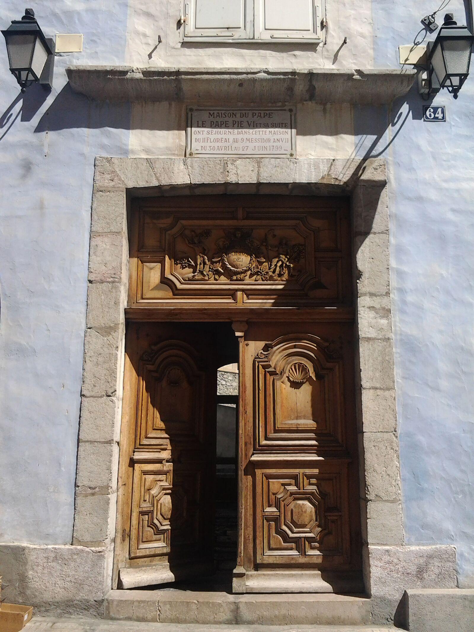door, history, house