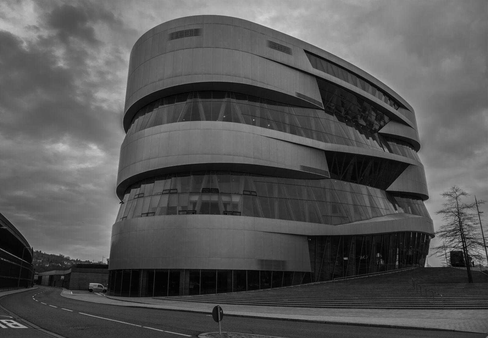 museum, building, architecture