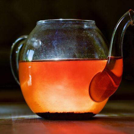 tea, teapot, light, Canon EOS 1100D