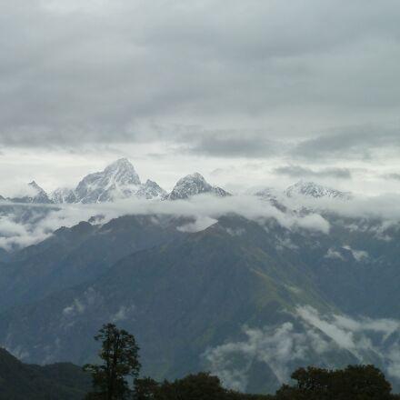 trek, himalayas, landscape, Panasonic DMC-ZS7