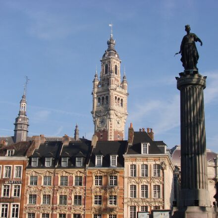 lille, france, north, Sony DSC-H5