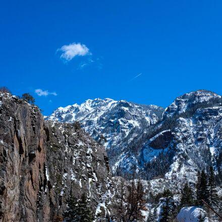 climb, cold, high, Fujifilm X100S