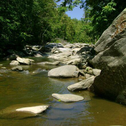 river, mountain river, mountain, Sony DSC-S500