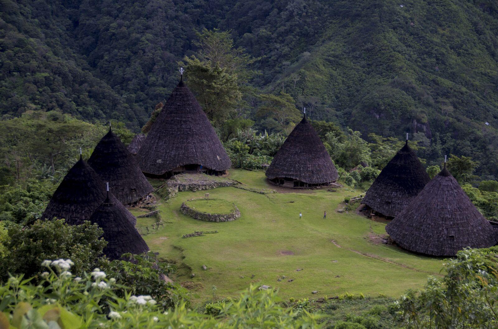 "Canon EOS 60D sample photo. ""Village, ancient, architecture"" photography"