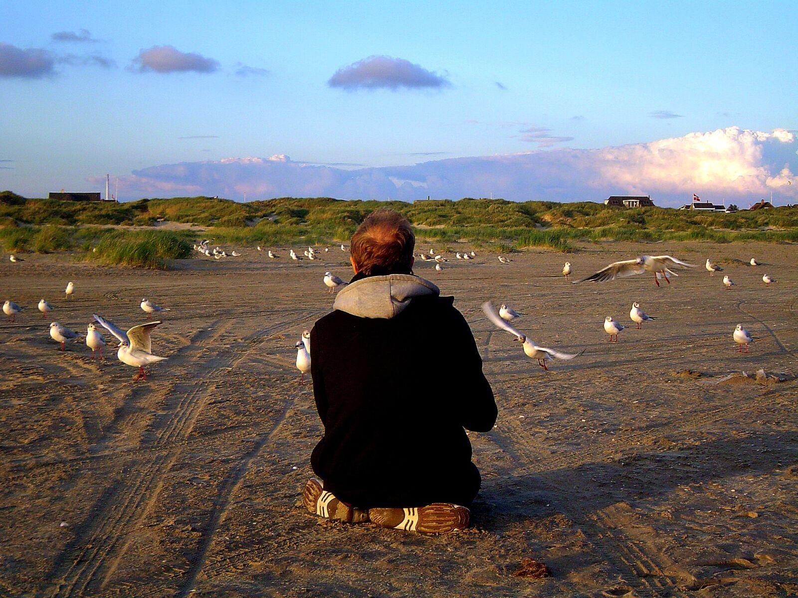 "Sony DSC-P72 sample photo. ""Beach, island, vacations"" photography"