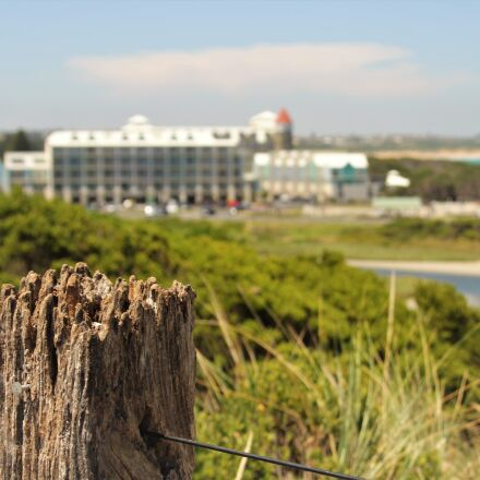 post, water, beach, Canon EOS 1300D