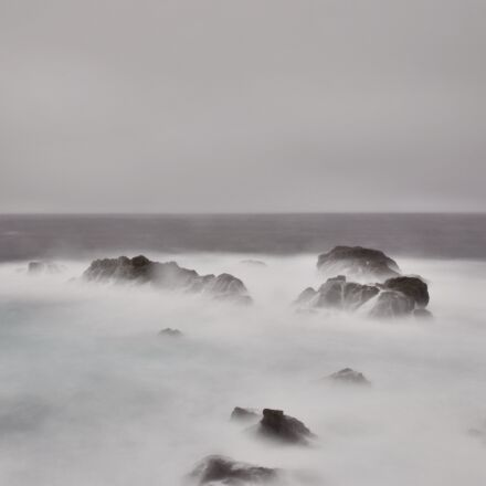 sea, rockyshore, rough sea, Fujifilm FinePix S5Pro