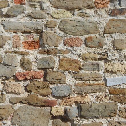 texture, sassi, wall, Nikon COOLPIX L830